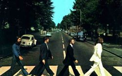 Обложка альбома «Abbey Road»