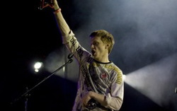 Солист «Курары» Олег Ягодин. Фото с сайта afisha.ru