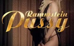 """Фрагмент клипа """"Pussy"""" группы Rammstein"""
