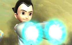 Кадр из фильма Астробой
