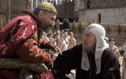 Кадр из фильма «Царь»