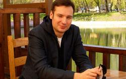 Павел Санаев. Фото с сайта www.roctov.teleweek.ru