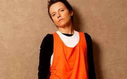 Светлана Сурганова. Фото с сайта www.radiorus.ru