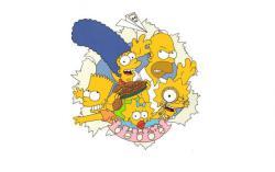 «Симпсоны». Фото с сайта www.diary.ru