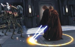Кадр из фильма «Звездные войны: Эпизод 3 - Месть Ситхов»