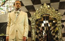 Кадр из фильма «Воображариум доктора Парнаса»