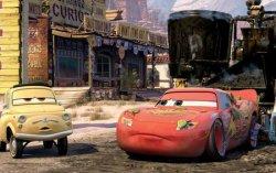 Кадр из фильма «Тачки»