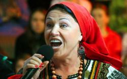 Надежда Бабкина. Фото с сайта peoples.ru