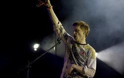 Солист группы «Курара» Олег Ягодин. Фото с сайта afisha.ru