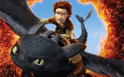 «Как приручить дракона-3D», кадр из фильма