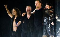 Metallica. Фото с сайта pontopena.blogspot.com