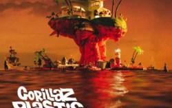Обложка альбома Gorillaz. Изображение с сайта brooklynvegan.com