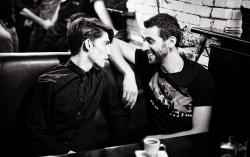 Дмитрий Мидборн и Борис Лифшиц. Фото — Иван Клейменов