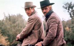 Кадр из фильма «Буч Кэссиди и Сандэнс Кид»