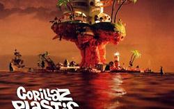 Обложка альбома «Plastic Beach»