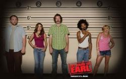 «Меня зовут Эрл». Фото с  сайта myspace.com