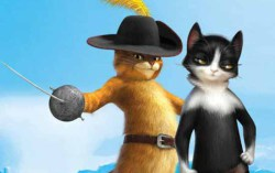 Кадр из фильма «Кот в сапогах»