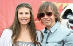 Лагутенко с женой. Фото с сайта novosti.ua