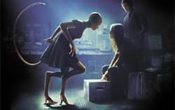 Кадр из фильма «Химера»