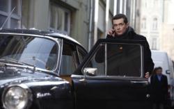 Кадр из фильма «Черная молния»