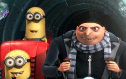 Кадр из фильма «Гадкий я»