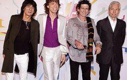The Rolling Stones. Фото с сайта megalife.com.ua