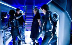 Съемки картины «Трон: Наследие». Фото с сайта mir3d.ru