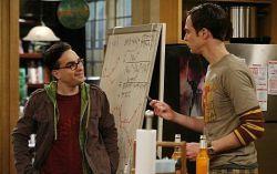 Кадр из сериала «Теория большого взрыва»