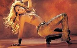 Шакира. Фото с сайта thebuzzinbox.com
