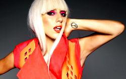 Леди Гага. Фото с сайта radiostar.com