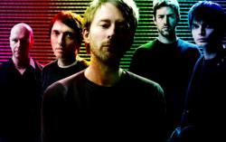 Radiohead. Фото с сайта myspace.com