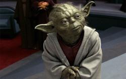 Кадр из фильма «Звездные войны»