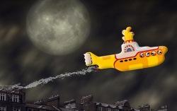 «Желтая подводная лодка». Фото с сайта slowjamz.tumblr.com