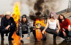 Red Hot Chili Peppers. Фото с сайта cokemundi.wordpress.com