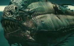 Кадр из фильма «Пираньи 3D»