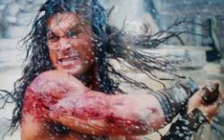 Кадр из фильма «Конан»