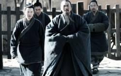 Кадр из фильма «Конфуций»