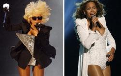 Lady Gaga и Beyonce. Фото с сайта spletnik.ru