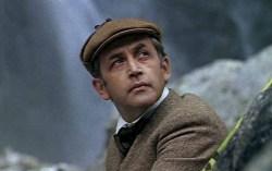 Кадр из телесериала «Шерлок Холмс»