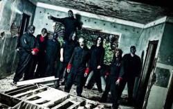 Slipknot. Фото с сайта myspace.com