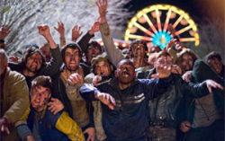 Кадр из фильма «Добро пожаловать в Зомбилэнд»