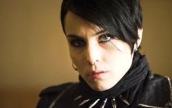 Кадр из фильма «Девушка с татуировкой дракона»