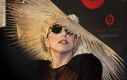 Lady Gaga. Фото с сайта orlandosentinel.com
