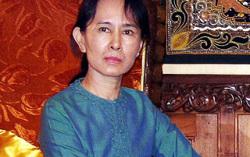 Аун Сан Су Чжи. Фото с сайта foxnews.com