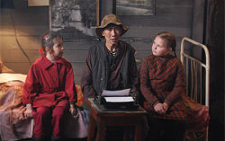 Кадр из фильма «Кочегар»