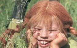 Кадр из фильма «Пеппи Длинныйчулок»