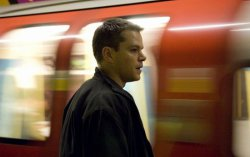 Кадр из фильма о Борне