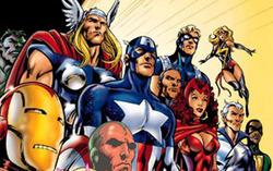 «Мстители». Изображение с сайта sup.heros.free.fr
