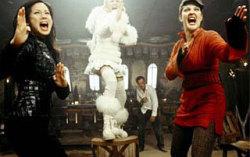 Кадр из фильма «Ангелы Чарли 2»