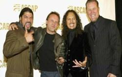 Metallica. Фото с сайта liveinternet.ru